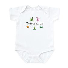 Toddosaurus Infant Bodysuit