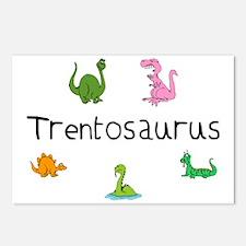 Trentosaurus Postcards (Package of 8)