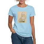 Indigo Tumbler Pigeon Women's Light T-Shirt