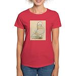Indigo Tumbler Pigeon Women's Dark T-Shirt