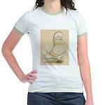 Indigo Tumbler Pigeon Jr. Ringer T-Shirt