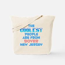 Coolest: Dover, NJ Tote Bag