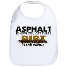 Dirt Is For Racing Bib