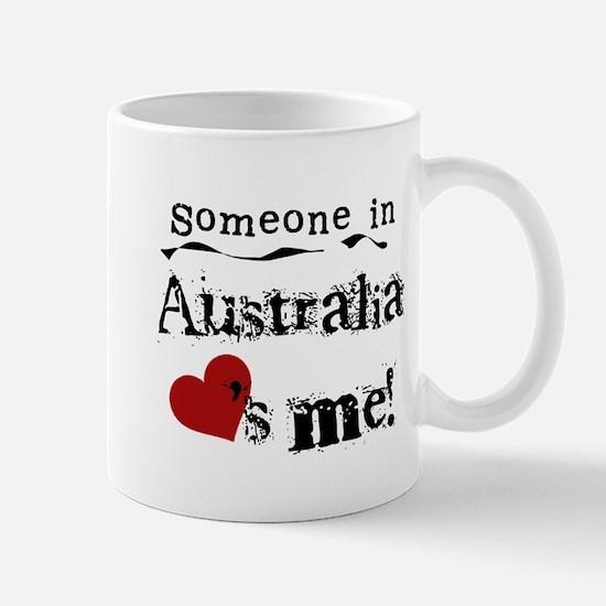 Australia Loves Me Mug