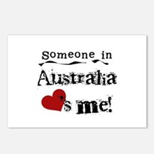 Australia Loves Me Postcards (Package of 8)