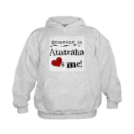 Australia Loves Me Kids Hoodie