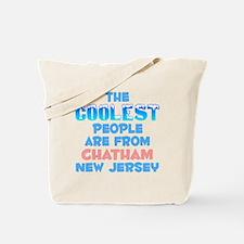 Coolest: Chatham, NJ Tote Bag