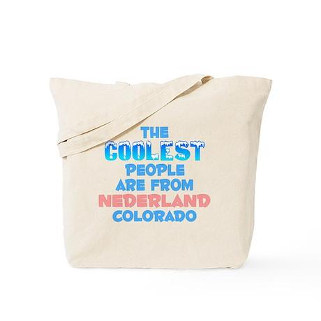 Coolest: Nederland, CO Tote Bag