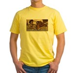 ALEXANDER THE GREAT Yellow T-Shirt