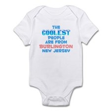 Coolest: Burlington, NJ Infant Bodysuit