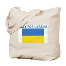 PRAY FOR UKRAINE Tote Bag