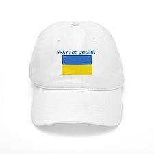 PRAY FOR UKRAINE Baseball Cap