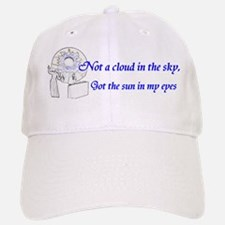 """Top of the World"" Baseball Baseball Cap"