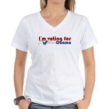 Voting Obama Shirt