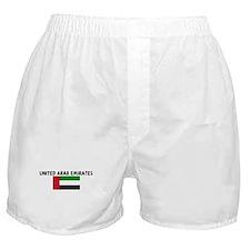 UNITED ARAB EMIRATES Boxer Shorts