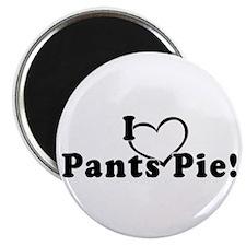 Pants Pie Magnet