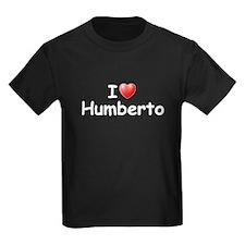 I Love Humberto (W) T