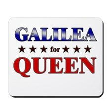 GALILEA for queen Mousepad