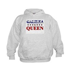 GALILEA for queen Hoodie