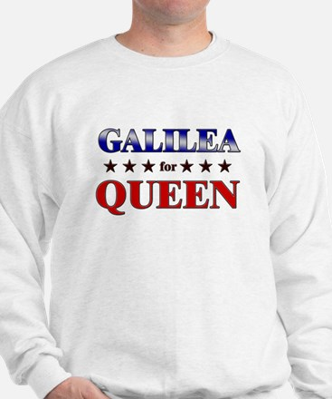 GALILEA for queen Sweater
