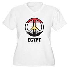 Peace in Egypt T-Shirt