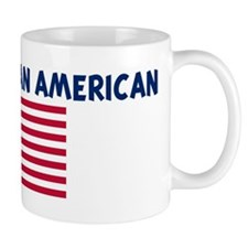 MARRIED TO AN AMERICAN Mug