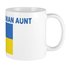 I LOVE MY UKRAINIAN AUNT Mug