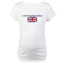 I LOVE MY BRITISH UNCLE Shirt