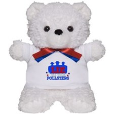 Lie To Pollsters Teddy Bear