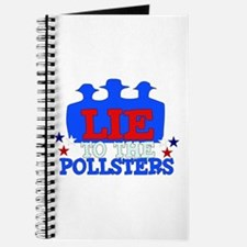 Lie To Pollsters Journal
