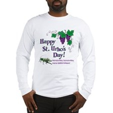 St. Urho's Day Long Sleeve T-Shirt