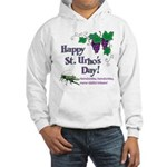 St. Urho's Day Hooded Sweatshirt