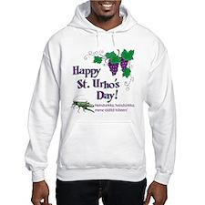 St. Urho's Day Hoodie