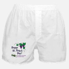St. Urho's Day Boxer Shorts