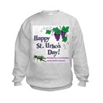 St. Urho's Day Kids Sweatshirt