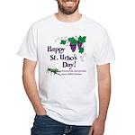 St. Urho's Day White T-Shirt
