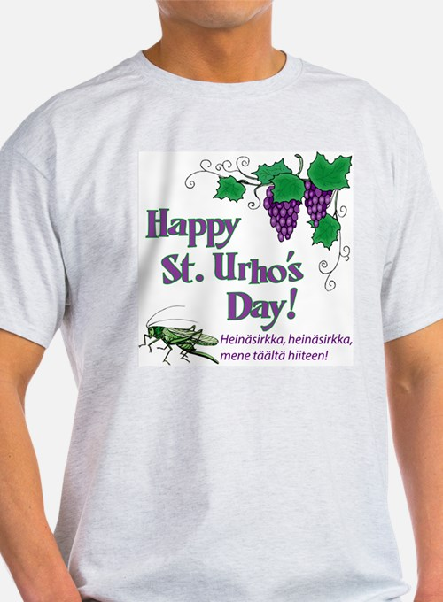 St. Urho's Day T-Shirt