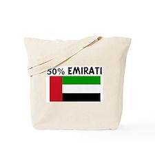 50 PERCENT EMIRATI Tote Bag