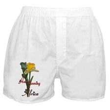 Honeymooning in Africa -  Boxer Shorts