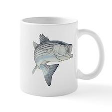 Lunker's Stripe Bass Mug
