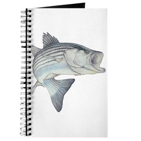 Lunker's Stripe Bass Journal