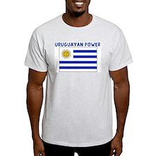URUGUAYAN POWER T-Shirt