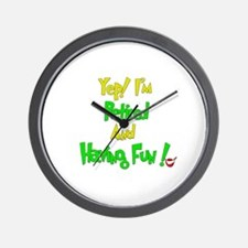 Happily Retired.:-) Wall Clock