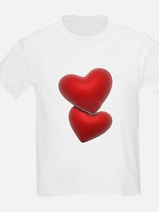 Valentine's Hearts T-Shirt