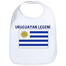 URUGUAYAN LEGEND Bib