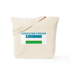 UZBEKISTAN FOREVER Tote Bag