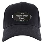 Special Orders Black Cap
