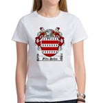 Fitz-John Family Crest Women's T-Shirt