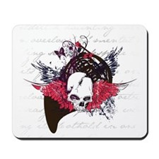 Rock n' Roll Horn Mousepad