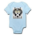 Fitz-Patrick Family Crest Infant Creeper